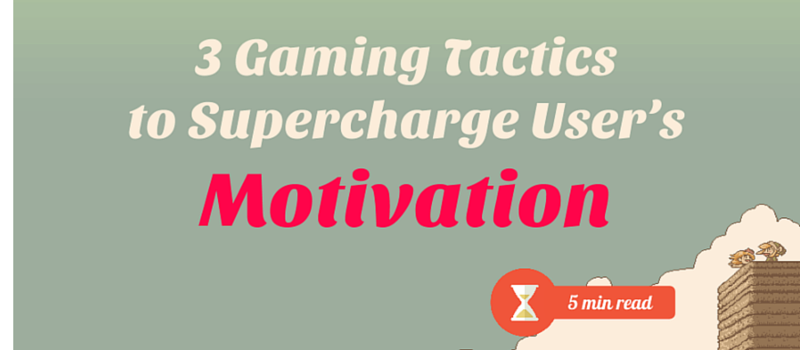 Gaming's 3 step motivation model