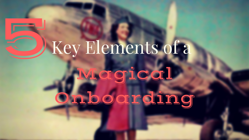 Magical Onboarding